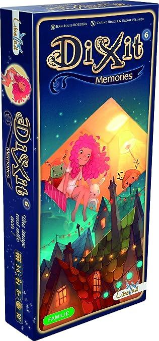 Unbekannt Asmodee - Juego de Mesa Dixit 2 Big Box 001622 (Idioma español no garantizado): Amazon.es: Juguetes y juegos