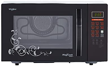 Whirlpool 25 L Convection Microwave Oven  Magicook Elite, Black  Microwave Ovens
