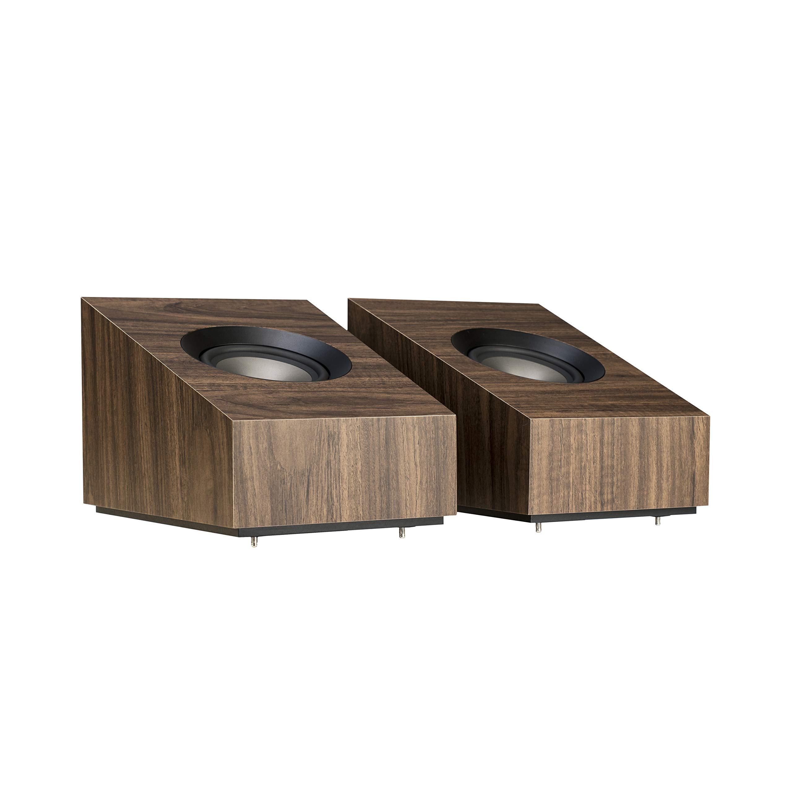 Jamo S 8 ATM Dolby Atmos Certified Elevation Speakers (Walnut) by Jamo