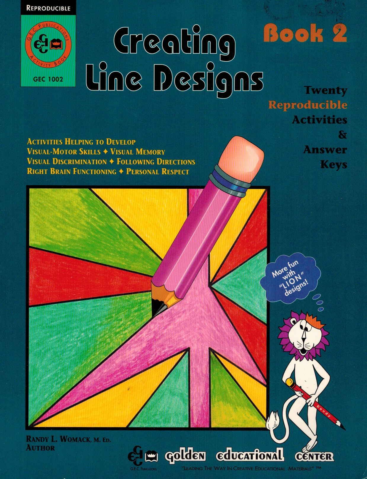 Creating Line Designs: Grades 1-5 (Book 2) pdf