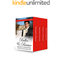 Belles & Beaux: Regency Romantics Winter 2018 Box Set