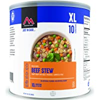 Mountain House Beef Stew | Freeze Dried Backpacking & Camping Food | Gluten-Free