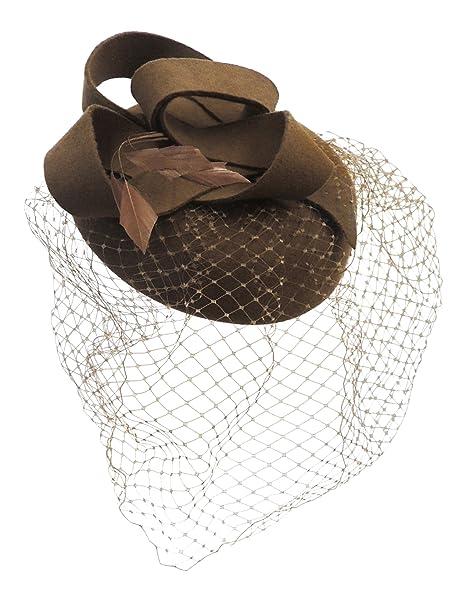 Cappello con veletta da donna 393e995c8c0d