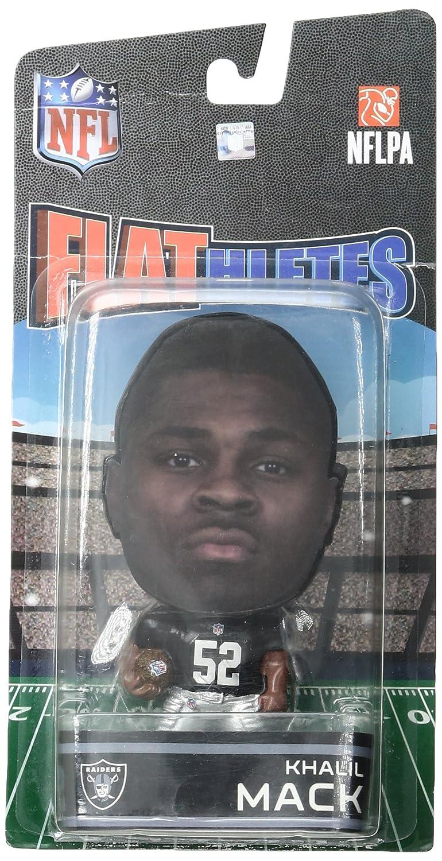 #52 Flathlete Figurine Oakland Raiders Mack K