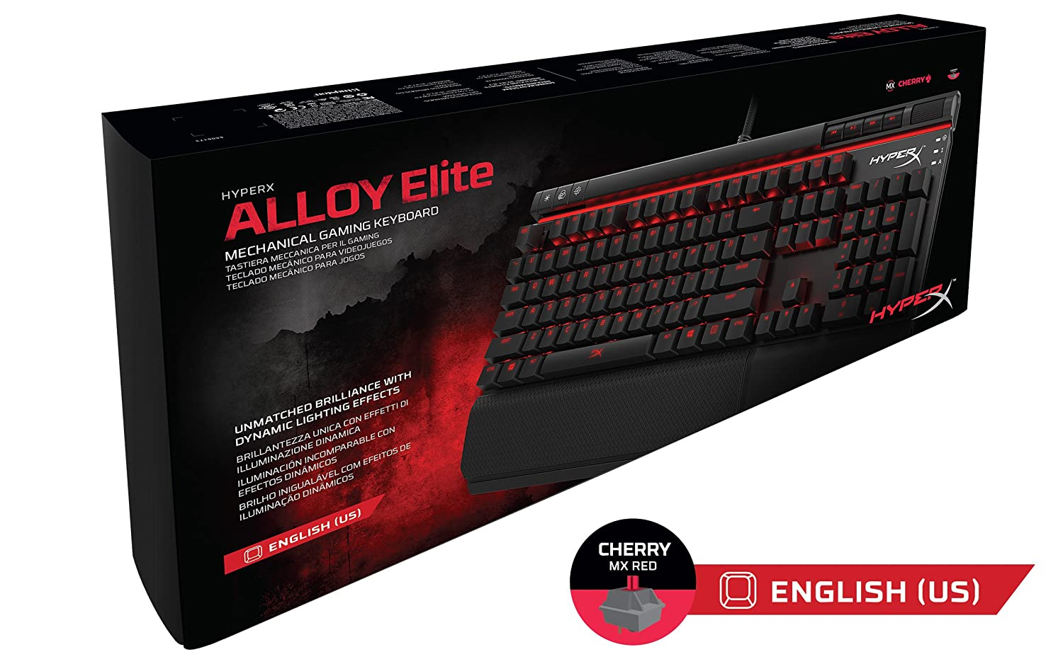 Alloy Elite Box
