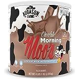 Augason Farms Morning Moo's Chocolate Low Fat Milk Alternative #10 Can, 71 oz