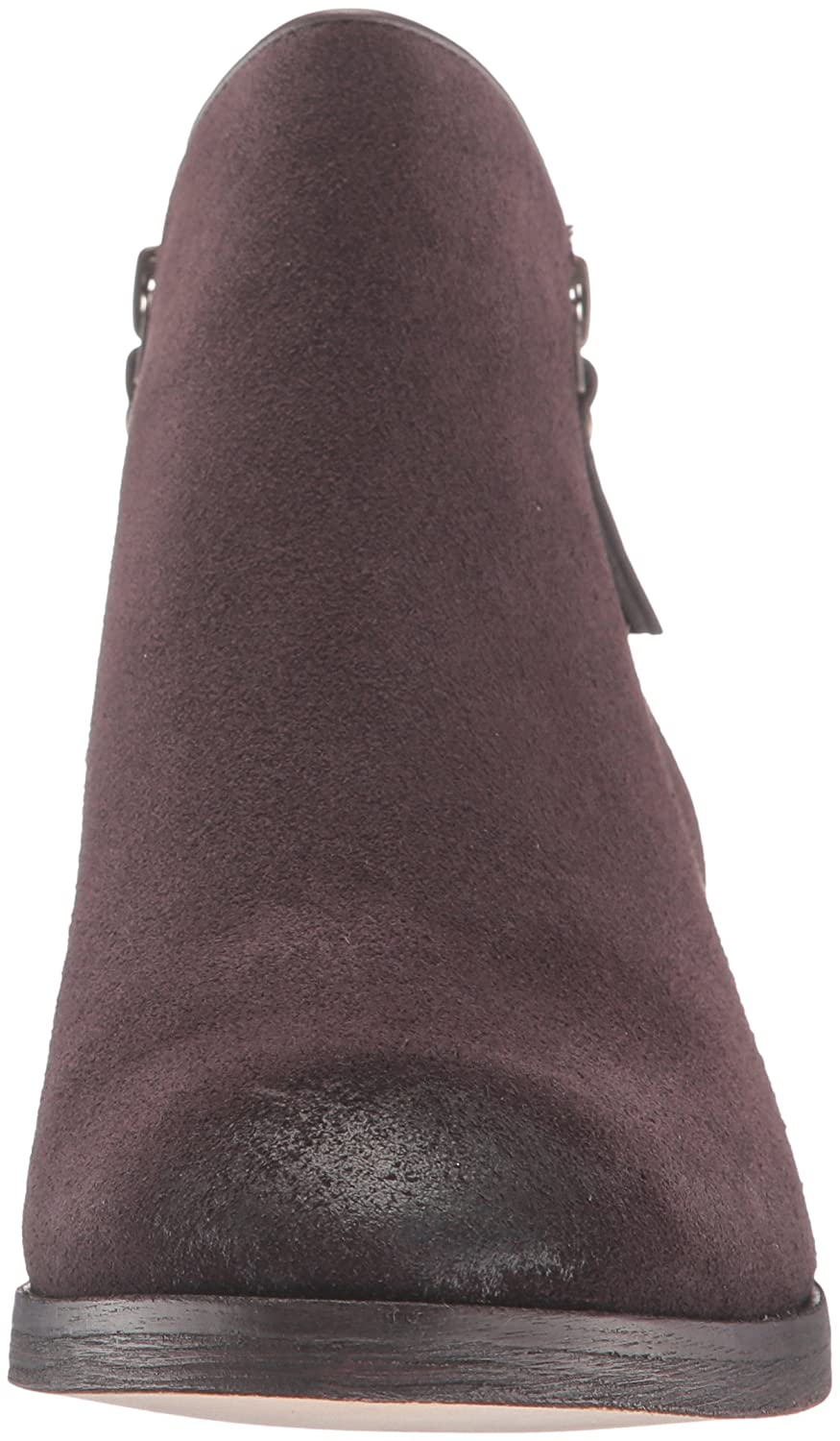 Cole Haan 6.5 Women's Hayes Flat Ankle Bootie B01FX6ZNY8 6.5 Haan B(M) US|Java Suede 54a7ec