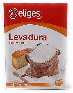 Levadura en Polvo - Bote de 910 Gr - Carmencita: Amazon.es ...