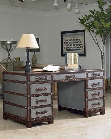 High Quality Hooker Furniture Melange 60 Inch Bondurant Desk