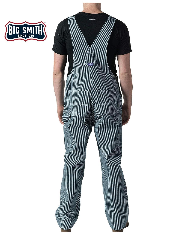 Amazon.com: Walls Mens Big Smith Rigid Bib Overall: Clothing