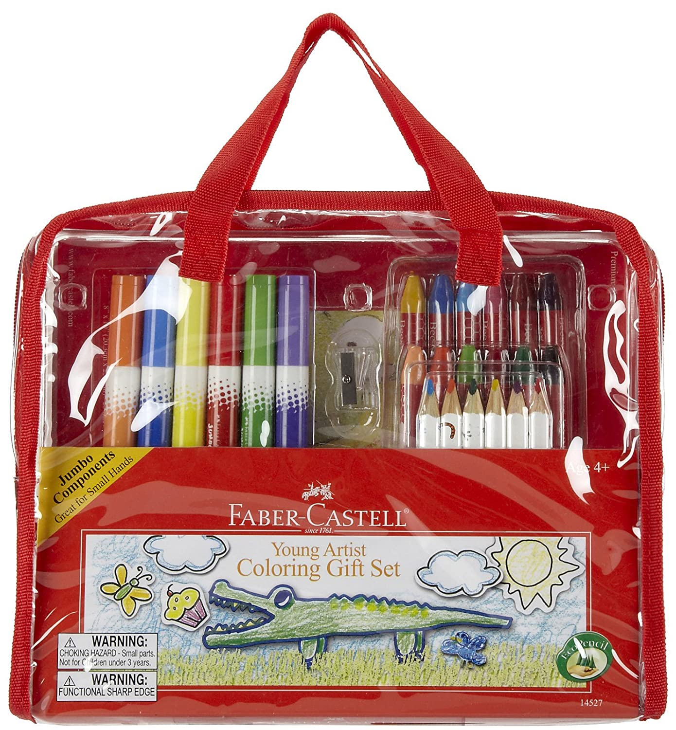Young Artist Coloring Gift Set by Faber Castell