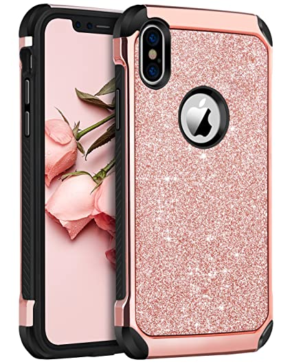 e6c7260786d Amazon.com  BENTOBEN iPhone X 10 Case