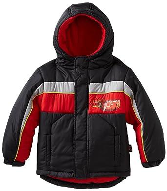 a35e62815 Amazon.com  Disney Cars Little Boys  Classic Race Jacket
