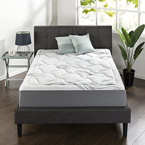 Amazon Com Sleep Revolution Cloud Memory Foam 12 Inch Mattress