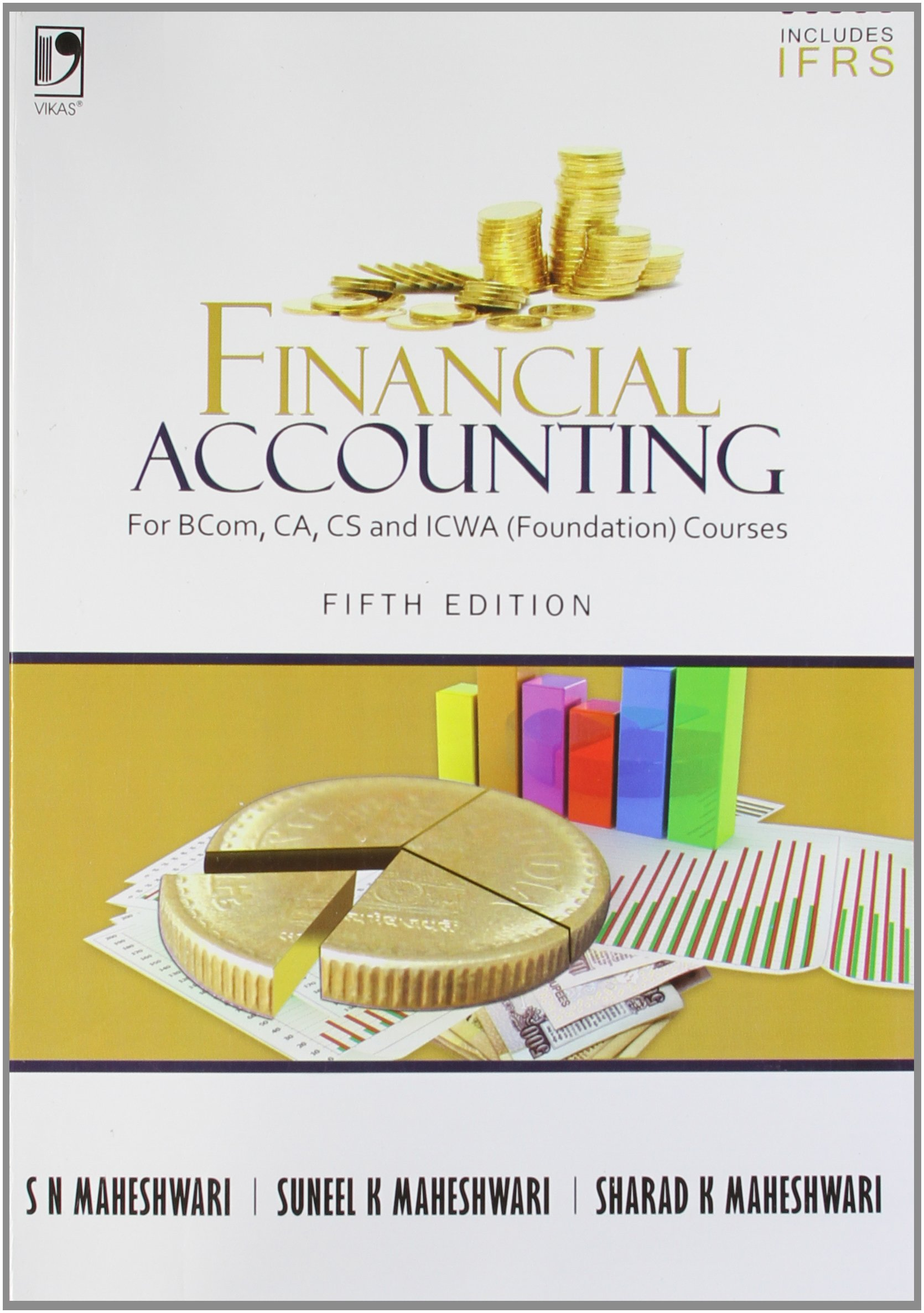 FINANCIAL AND MANAGEMENT ACCOUNTING BY S.N.MAHESHWARI PDF