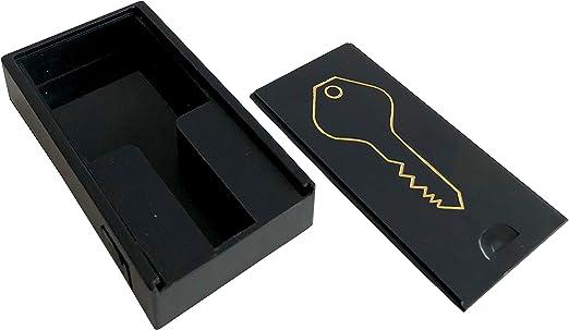 Amazon.es: Melchioni 380004019 Caja magnético para Llave de Repuesto