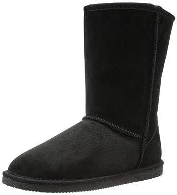 Lamo Women's Lady's 9 Inch Snow Boot, Black, ...