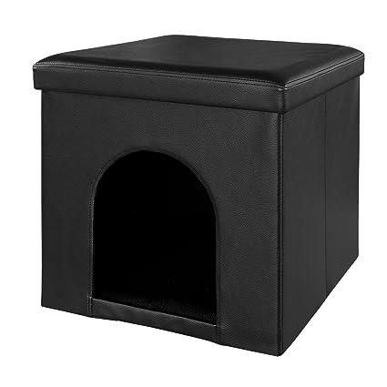 XL SoBuy Puff taburete casa para gatos casa para perros choza