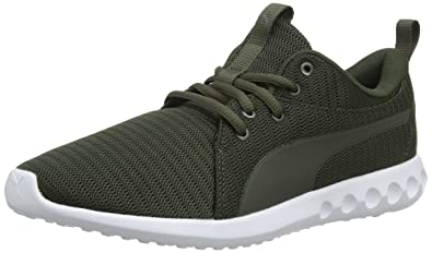 aea93a1e4cabd6 Image Unavailable. Image not available for. Colour  Puma Men s Carson 2  Cross Trainers