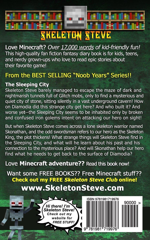 Diary of Minecraft Skeleton Steve the Noob Years - Season 3 ...