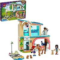 LEGO 41446 Friends Heartlake City Dierenkliniek Speelgoed met Mia, Savannah en Donna Poppetjes voor Kinderen vanaf 6…