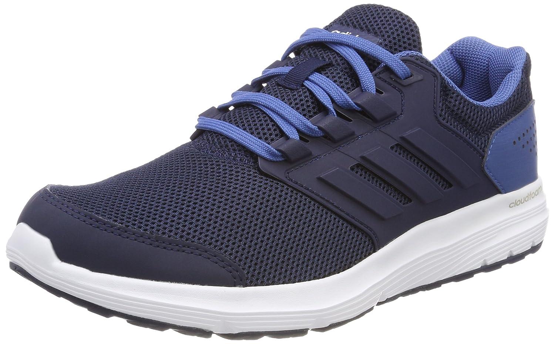 Adidas Galaxy 4, Zapatillas de Running para Hombre 39 1/3 EU|Azul (Collegiate Navy/Collegiate Navy/Ash Blue 0)