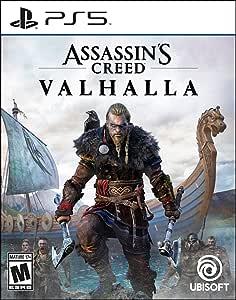 Assassin's Creed Valhalla PlayStation 5 Standard Edition