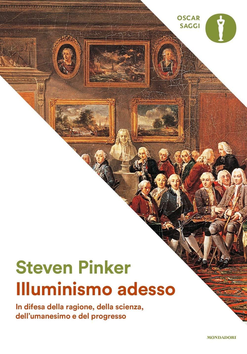Copertina Libro Illuminismo adesso
