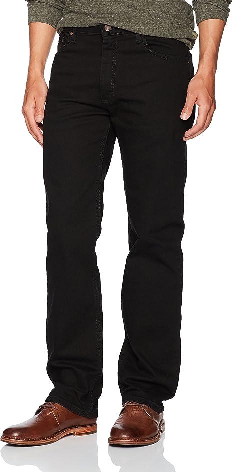 Wrangler Authentics Men/'s Big /& Tall Regular Fit Comfort Flex Waist Jean