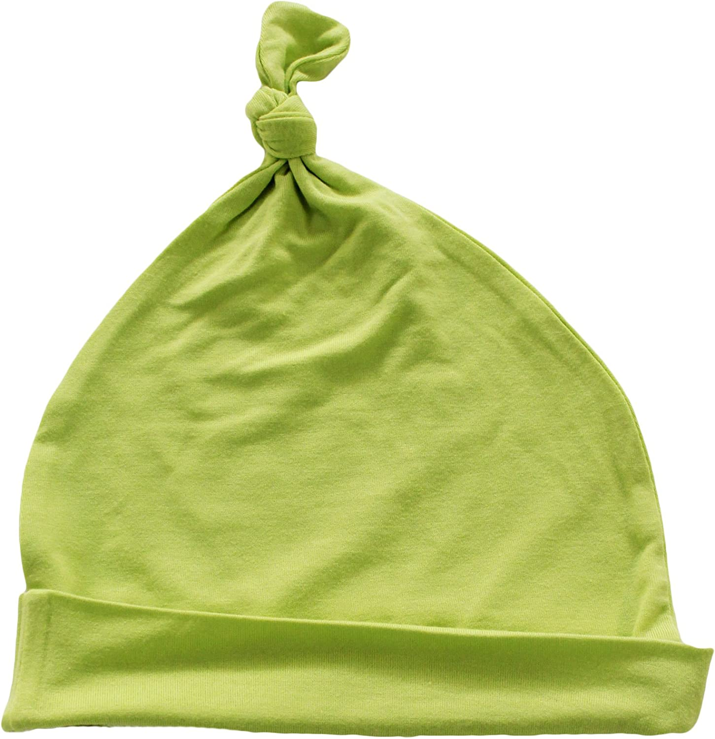 KYTE BABY Unisex Bamboo Rayon Baby Beanie Soft Knotted Cap