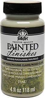 product image for FolkArt Painted Finishes (4 Ounce), Light Moss, 4 oz