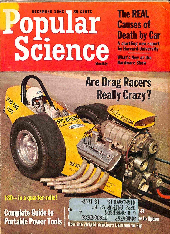 Popular Science - December 1963