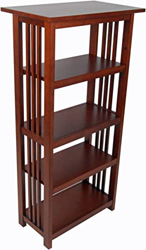 Reviewed: Mission 48″ H Bookcase