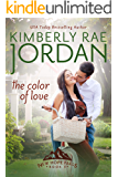 The Color of Love: A Christian Romance (New Hope Falls Book 3) (English Edition)