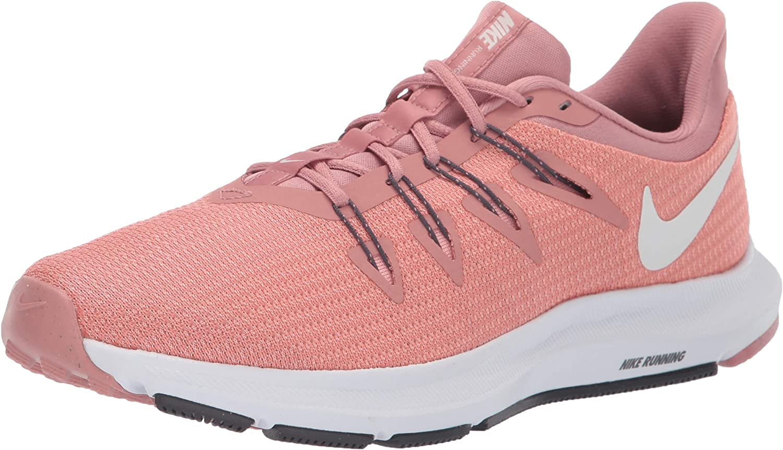Nike Wmns Quest, Zapatillas de Running para Mujer, Rosa (Rust Pink/Summit White/Pink Ti 600), 42 EU: Amazon.es: Zapatos y complementos