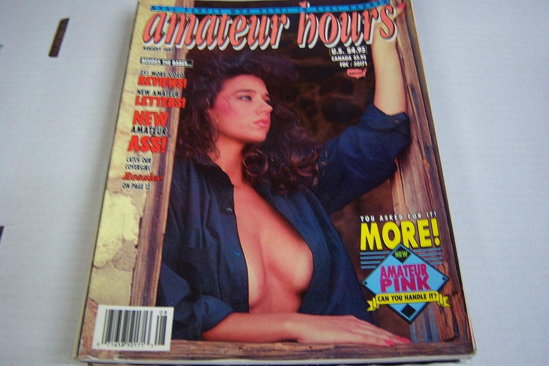 Amateur Hours Busty Adult Magazine