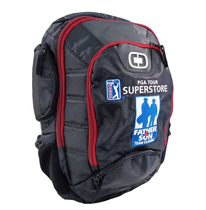 547e6c3a01 Amazon.com   NEW Ogio Bandit Siren Black Maroon Backpack Carry-On Bag  w Logo   Sports   Outdoors
