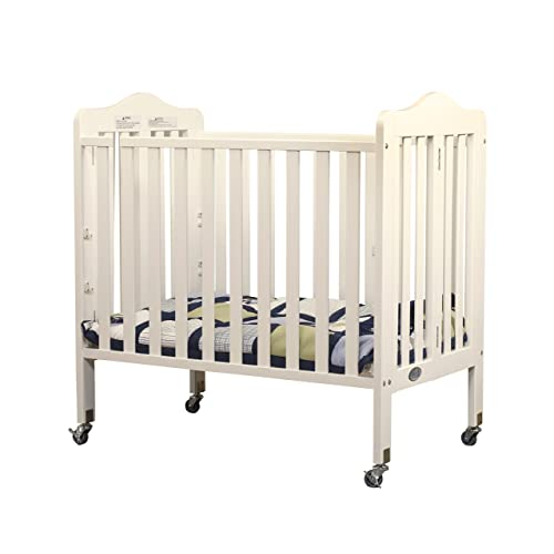 Orbelle Trading Noa Three Level Portable Crib