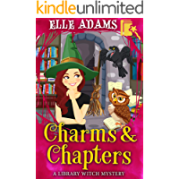 Charms & Chapters (A Library Witch Mystery Book 2)
