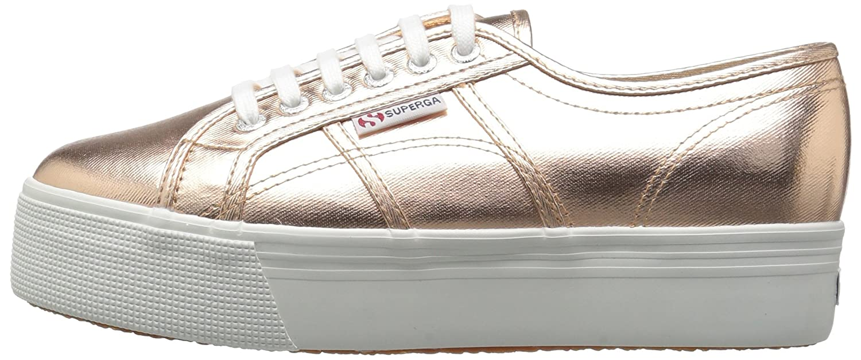 Superga Women's 2790 Cotmetu Fashion Sneaker B072L29SK5 39.5 M US|Rose EU / 8.5 B(M) US|Rose M Gold 50720f
