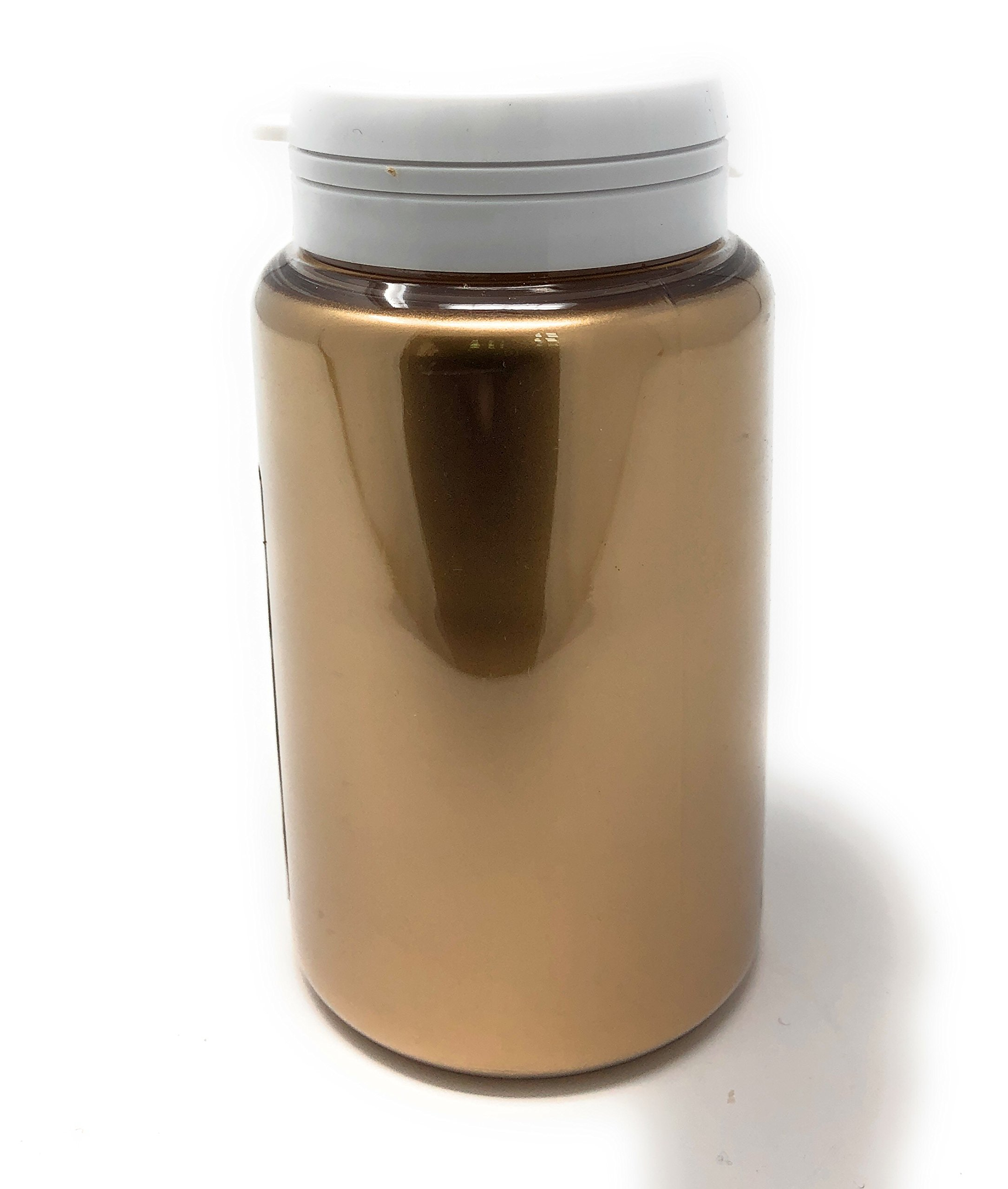 Pastry Ideale Gold Dust 2 Use this inedible metallic powder for decorative pastry work, wedding cakes, showpieces, and al... 2 ounce/56 gram container Size: 2 oz