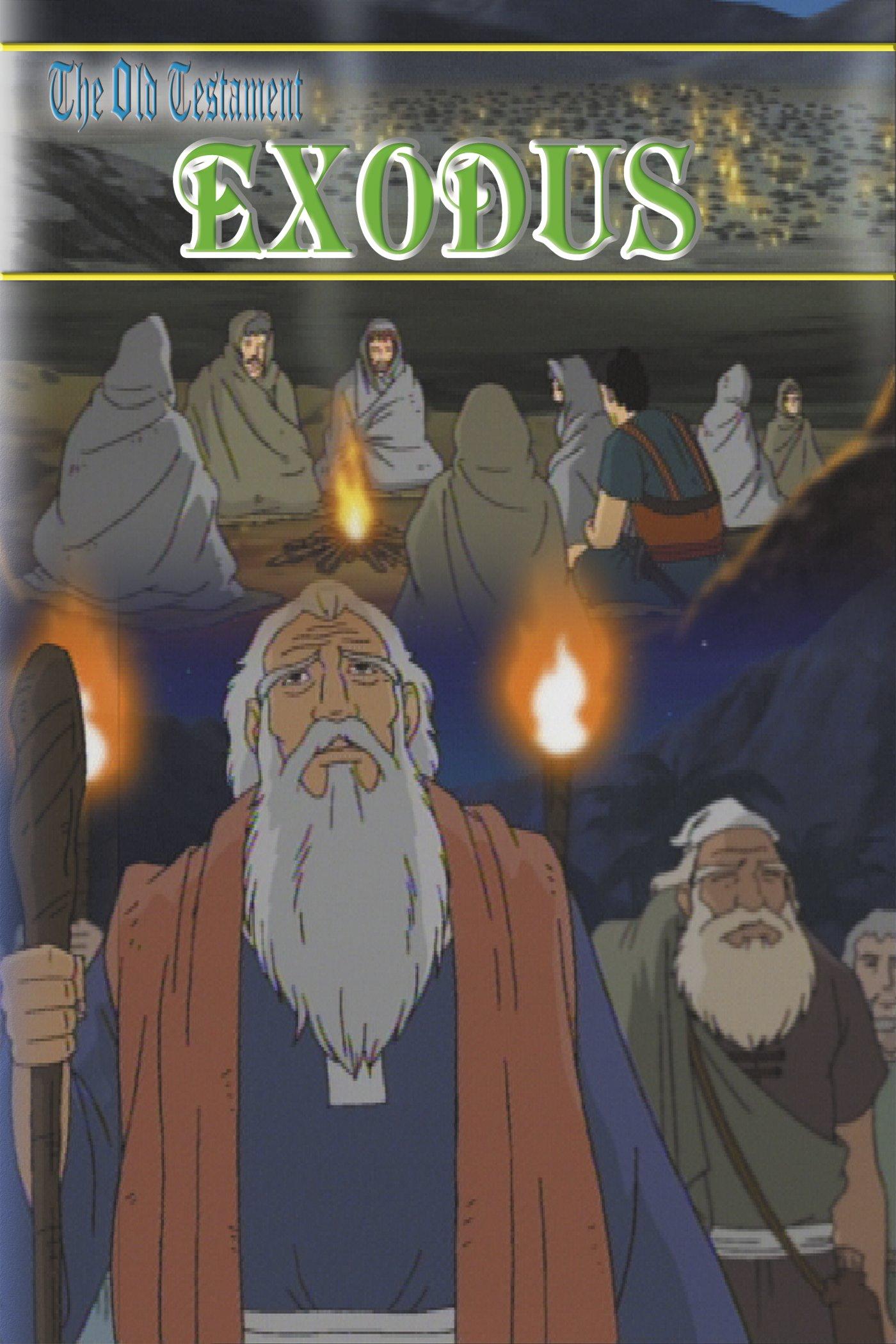 Amazon com: Watch Old Testament IV, Exodus: An Animated