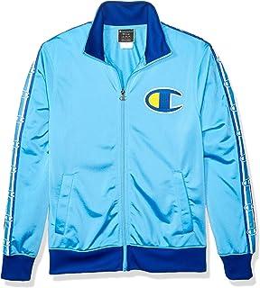 Amazon.com: Champion LIFE Mens Sherpa Baseball Jacket: Clothing