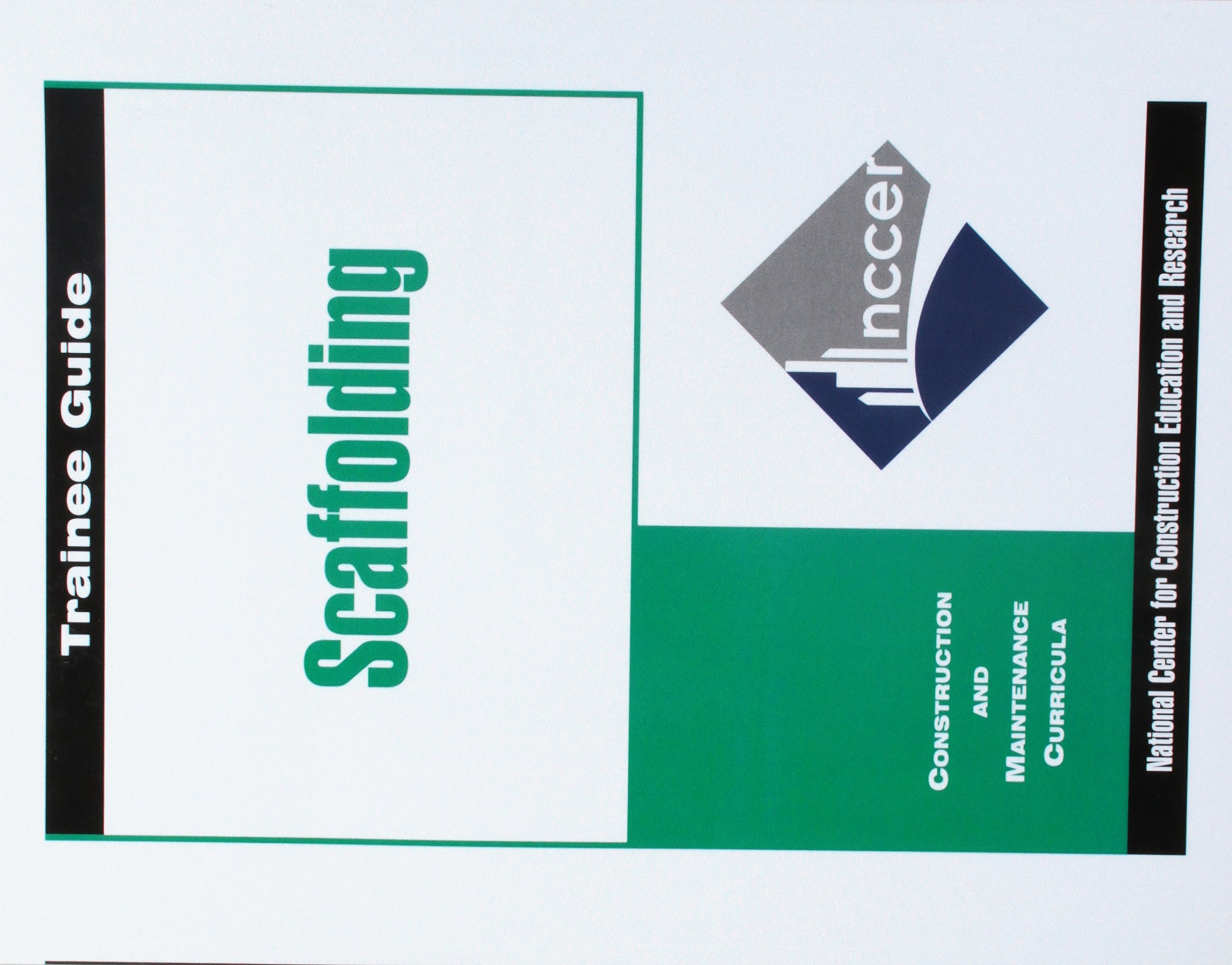 Scaffolding Level 1 Trainee Guide, Paperback: NCCER