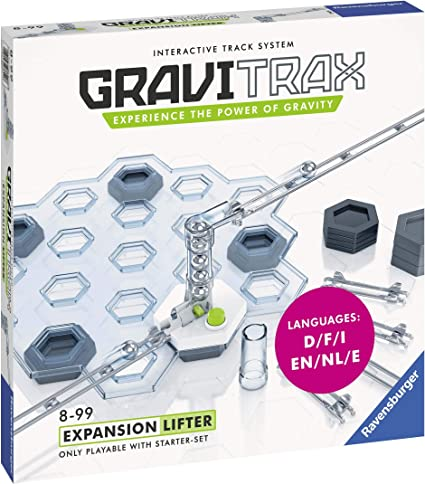 NEW Ravensburger 44-Piece GraviTrax Expansion Building Toy Set