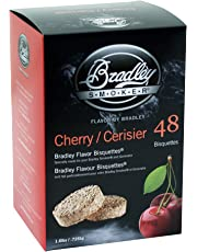Bradley Technologies Smoker Bisquettes 48 Pack