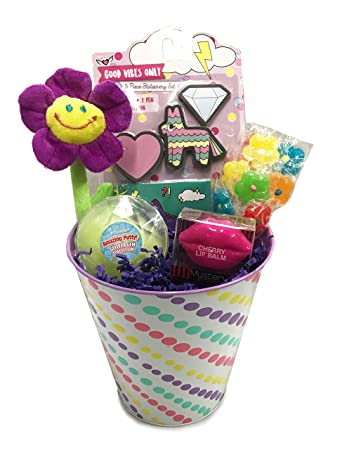 Snack Gift Basket For Girl