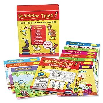 Grammar tales box set scholastic, scholastic teaching resources.