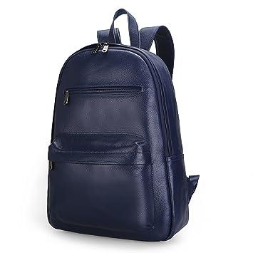 c8a8153c8254a Damero Umhängetasche Echtledertasche Rucksack für Damen