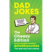 Dad Jokes: The Cheesy Edition: The perfect gift from the Instagram sensation @DadSaysJokes